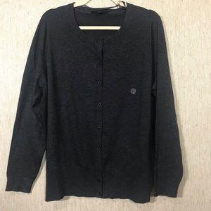NWOT LANE BRYANT Button up Cardigan, Size 18/20